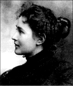Maud Menten (1879-1960), a medical scientist who created the Michealis-Menten equation