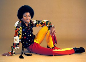 A young Michael Jackson. He was born in Gary, Indiana, the seventh of nine children, Chicago Tribune