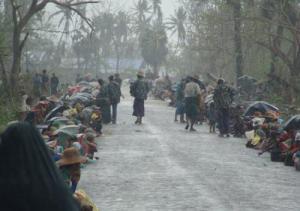 Burmese Refugees