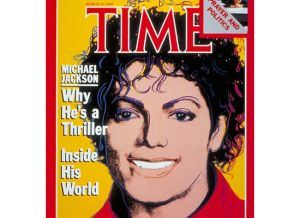 On the cover of Time magazine in 1984, Huffington Post
