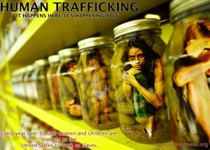 Modern-Day Anti-Slavery Poster