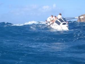 The Ocean Angels in the Atlantic