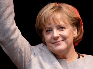 Angela Merkel wins second term of chancellor of Germany