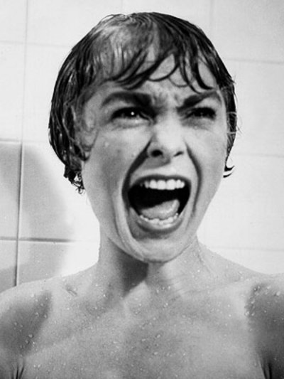 Making her scream: Janet Leigh's immortal moment before immortality in Psycho (1960)