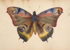 Marie-Blanche-Hennelle Fournier Album 1870s