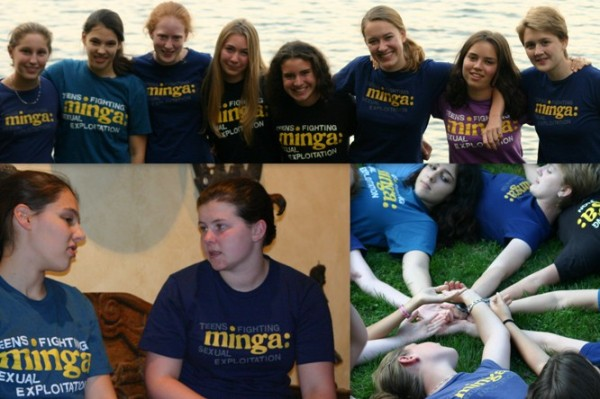 MINGAling: These girls will make a difference in the lives of children all around the world
