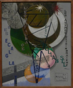 "Suzanne Duchamp's ""Broken and Restored Multiplication"""
