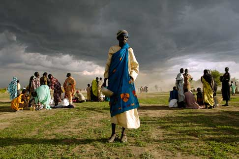 Climate change is one of many issues that the new U.N. superagency will have to battle in the quest for the advancement of women [Credit: U.N. photo by Tim McKulka]